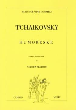 TCHAIKOVSKY - Humoreske - Octet Winds - Sheet Music - di-arezzo.co.uk