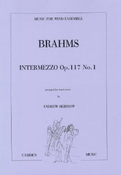 BRAHMS - Intermezzo, Op. 117 No. 1 - Windmill - Sheet Music - di-arezzo.co.uk