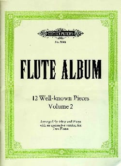Peter Hodgson - Flute Album - Volume 2 - Sheet Music - di-arezzo.com