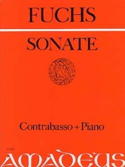Robert Fuchs - Sonate op. 97– Contrebasse Piano - Partition - di-arezzo.fr