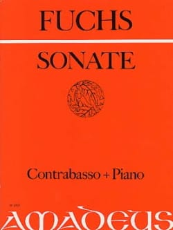 Sonate op. 97- Contrebasse Piano - Robert Fuchs - laflutedepan.com