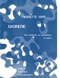 Badinerie - Pierrette Mari - Partition - Clarinette - laflutedepan.com