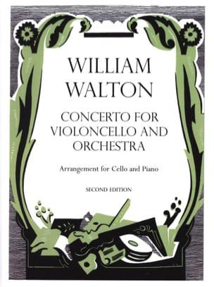 Concerto for violoncello William Walton Partition laflutedepan
