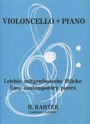 Easy Contemporary Pieces - Partition - laflutedepan.com