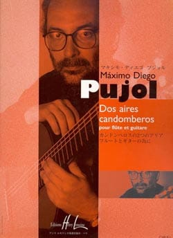 Maximo Diego Pujol - Dos aires candomberos - Partition - di-arezzo.fr