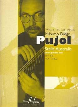 Maximo Diego Pujol - Stella australis - Partition - di-arezzo.fr