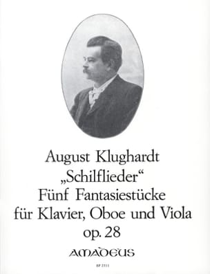 August Klughardt - Schilflieder - 5 Fantasiestücke Op. 28 - Sheet Music - di-arezzo.co.uk