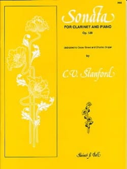 Sonata for clarinet and piano op. 129 laflutedepan