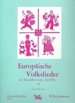 Europaische Volkslieder - Bd. 2 - Ingo Fankhauser - laflutedepan.com
