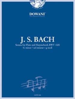 Sonate Flute et Clavecin BWV 1020 - laflutedepan.com