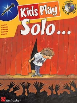 Paula Smit - Kids Play Solo ... - Clarinet - Sheet Music - di-arezzo.com