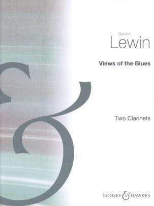 Views of the Blues - Gordon Lewin - Partition - laflutedepan.com