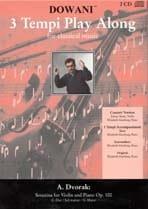 Antonin Dvorak - Sonatine op. 100 sol majeur - CD - Partition - di-arezzo.fr
