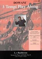 Sonate Op. 24 Le Printemps En Fa Majeur – CD - laflutedepan.com