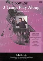 Concertino n° 1 Violoncelle, fa Maj. - CD - laflutedepan.com