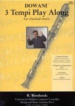 Concerto n° 3 en ut majeur pour fl. à bec sop. - laflutedepan.com
