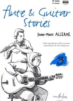 Flûte And Guitar Stories Vol.3 - Jean-Marc Allerme - laflutedepan.com