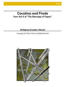 The Marriage of Figaro Cavatina and Final - Flute choir - laflutedepan.com
