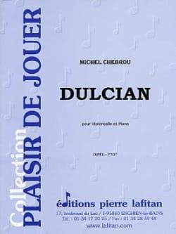 Dulcian - Michel Chebrou - Partition - Violoncelle - laflutedepan.com