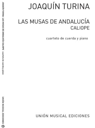 Joaquin Turina - Las Musas de Andalucía op. 93 - Noten - di-arezzo.de