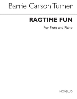 Ragtime Fun - Flûte et Piano - Partition - di-arezzo.fr