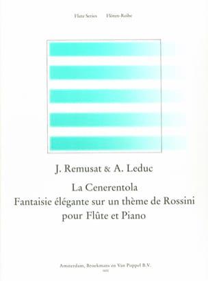 Remusat Jean / Leduc Alphonse - La Cenerentola - Partition - di-arezzo.fr