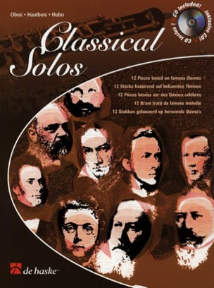 - Classical Solos - Oboe CD - Sheet Music - di-arezzo.com