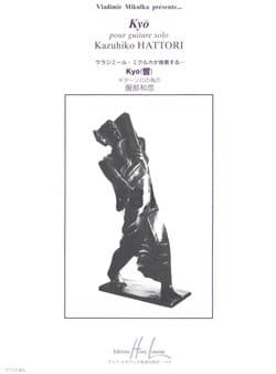 Kazuhiko Hattori - Kyo - Partition - di-arezzo.fr
