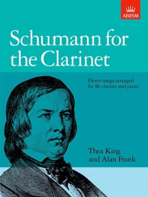 SCHUMANN - Schumann for the clarinet - Sheet Music - di-arezzo.co.uk