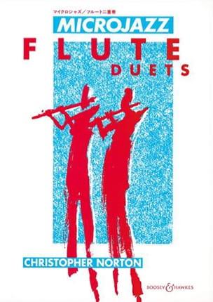 Christopher Norton - Microjazz Flute Duets - Partition - di-arezzo.fr