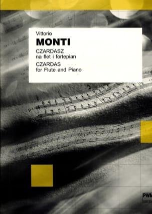 Vittorio Monti - Czardas - Flûte - Partition - di-arezzo.fr