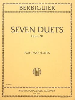 7 Duets op. 28 – 2 Flutes - laflutedepan.com
