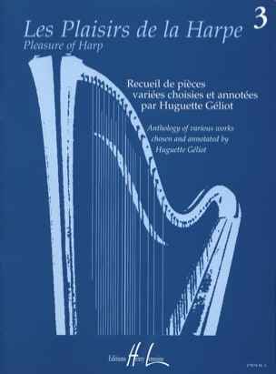 - Les Plaisirs de la Harpe Volume 3 - Partition - di-arezzo.fr