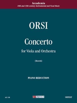 Concerto per viola e orch. - Viola piano - laflutedepan.com