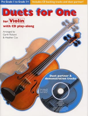 Duets for One - Violon - laflutedepan.com