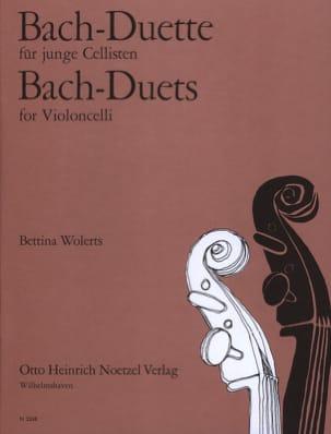 Bach-Duette BACH Partition Violoncelle - laflutedepan