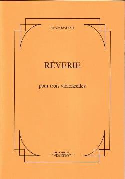 Bernard Malfait - Rêverie - Partition - di-arezzo.fr