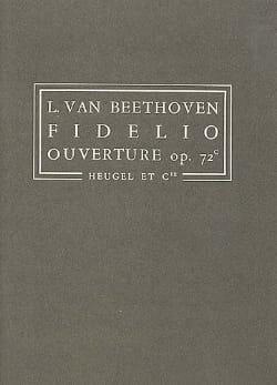 Ludwig van Beethoven - Fidelio, Ouverture op. 72c – Conducteur - Partition - di-arezzo.fr