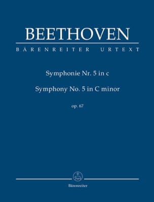 BEETHOVEN - Symphony No. 5 in Ut Min. Op. 67 - Sheet Music - di-arezzo.co.uk