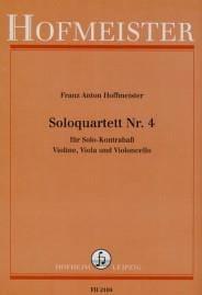 Soloquartett Nr. 4 –Partitur + Stimmen - laflutedepan.com