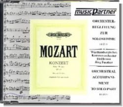 CD - Concerto Flûte en Ré Maj. - KV 314 - MOZART - laflutedepan.com