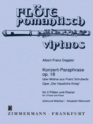Albert Franz Doppler - Konzert-Paraphrase op. 18 - Sheet Music - di-arezzo.com