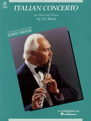 Concerto italien - Flûte et Piano - laflutedepan.com
