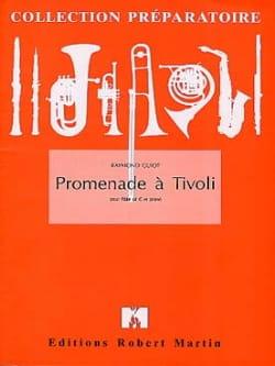 Raymond Guiot - Promenade à Tivoli - Partition - di-arezzo.fr