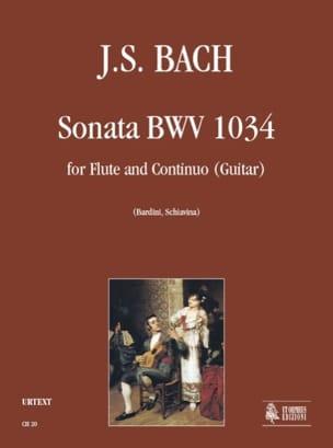 Sonata BWV 1034 – Flauto e Bc - laflutedepan.com