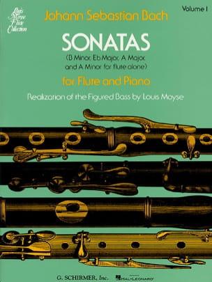 Sonatas - Volume 1 – Flûte piano - laflutedepan.com