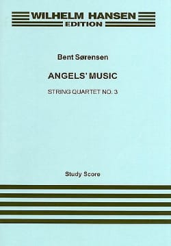Bent Sorensen - Angel's Music – Score + Parts - Partition - di-arezzo.fr