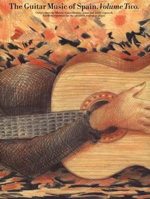 Isaac Albeniz - The Guitar Music of Spain Volume 2 - Partition - di-arezzo.fr