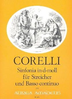 Sinfonia in d-moll –Streicher u. Bc - laflutedepan.com