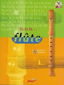 Douel Laurent / Terrien Pascal - Fa. the flute - Sheet Music - di-arezzo.com